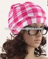 Personalizado touca de natação, pink grade de impressão touca de natação, odm serviço touca de natação