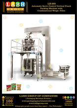 Automatic bag packing Machinery for Rice