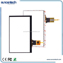 touch screen control panel for 7 inch led tv monitor , touch screen component on FPC