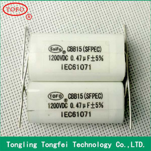 the most popular gold supplier Low ESR energy storage CBB15 capacitor resin capacitor CBB15 with self-healing property