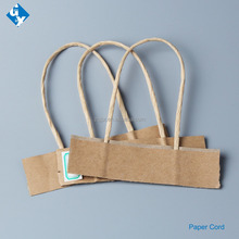 Food-grade paper rope for food bag food packaging