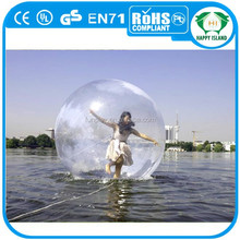 HI high quality water bounce ball,giant inflatable human hamster ball,water walking balls for sale