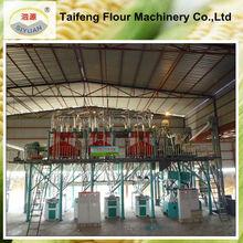 Full set factory price maize flour mill maize grinding machine