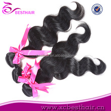 Fast delivery 100% human hair top selling natural looking brazilian human hair
