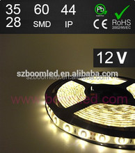 yellow,blue,red,white,RGB color 60PCS Per Meter 3528SMD flashing led strip light for clothes,shops decorate