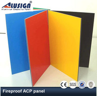 Alusign factory sale OEM design old building exterior wall face-lifting fire retardant insulation acm
