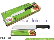 High Quality Kitchen Knife, Chef Knife, Cooking Knives with PP Black Handle