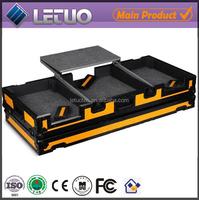 China new products aluminum laptop flight case foam for flight cases traktor kontrol z2 flight case