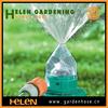 plastic connector garden sprinkler hangzhou garden sprinkler