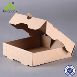 Custom Made Brown Packaging Corrugated Postal Boxes