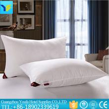 oblong hot sale 100% cotton memory foam bed wedge/pillow