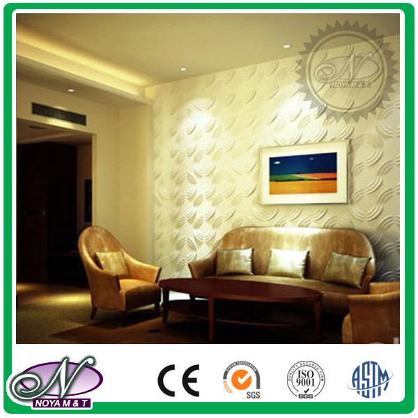 Unique design new fashion white modern decorative 3d wall tiles