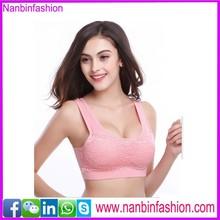 wholesale seamless pink hot sexy xxx sports bra