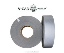 Uniform Material, Reflective Fabric Belt, Reflective Strips for Garment, Silver Sew-on Reflective Tape ,RF-HW506030