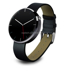 new fashion circle screen Bluetooth smart watch for smart phone with android and IOS U8 smart watch