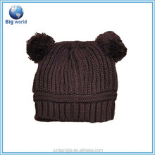 Lovely babys cap/cute caps for baby boys girls/knit baby cap wholesale