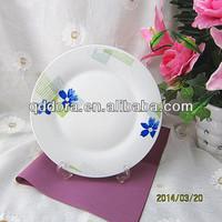 custom printed ceramic plate,custom printed dinner plates,custom made dinner plates