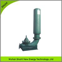 sino-ht brand hydraulic ram water pumps for sale hubei water ram pump manufacturer HT-ZZ-150