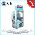 mini empório prêmio moeda máquina operada garra equipamentos de jogos