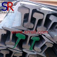 2015 hot sale light/heavy steel rail for brick factory