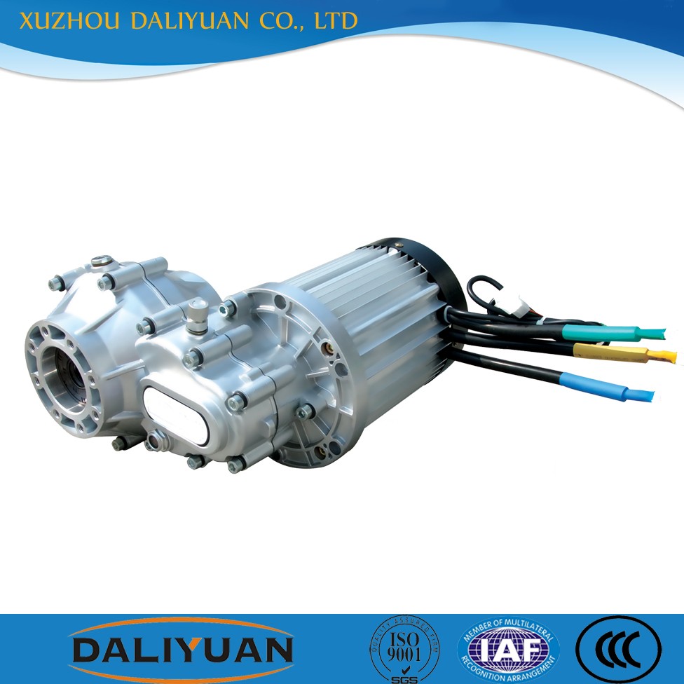 3 Hp Electric Boat Motor Brushless Dc Geared Motor For