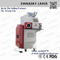gpx-5000 / magnetic clamping sphere for laser welding