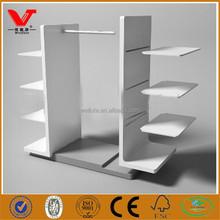 Advertising display racks, fashion store clothing racks display furniture