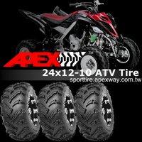 24x12-10 ATV Tire
