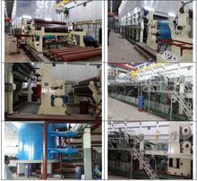 2015 new design 2400mm,kraft paper machine,e flute corrugated board,recyle machine