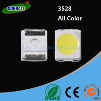 Epistar White rgb smd3528 Specifications Datasheet 3528 smd led Chip