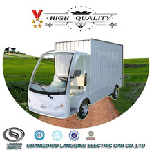 Manufacture 72V/5KW CE approved Electric Mini Cargo Van for sale
