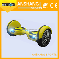 Smart with outdoor self balancing two wheeler electric scooter