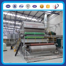 2015 hot sales Tissue Paper Making Machine, tissue paper manufacturing machine