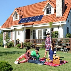 Hanergy 3.6kw household solar photovoltaic power system special supply from USA