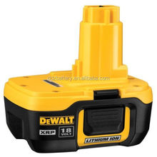 DE9180 Dewalt Power tool Li-ion battery 18V 2Ah with 120*115*75mm for DeWALT DC9180 DE9180