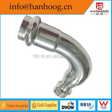 Standard reducing elbow dimensions DN15X12