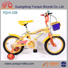 2015 boy bicycle/ 14 inch kid bike / factory price children bicycle for sale