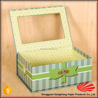 Made in China Custom Gift Packaging Cardboard Boxes
