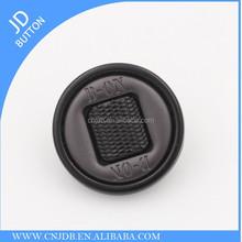 Bulk metal Black Press Studs metal snap buttons