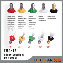 Cheapest Adjustable Pressure Washer Spray Nozzle Tip