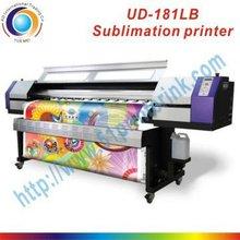1.8m fabric printing textile machine in China UD-181LB