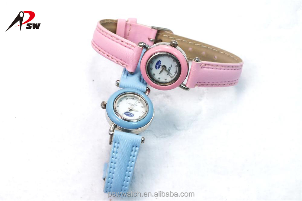 Wholesale DIY Japan Movt Quartz Wrist Watch for Chirlfren and Women