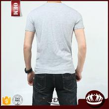 china wholesale good price O-neck super soft new model t shirt slim fit