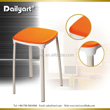 Colourful kitchen living room outdoor pvc bar stools