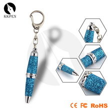 Jiangxin Various types of colorful gravity pen with laser and led light