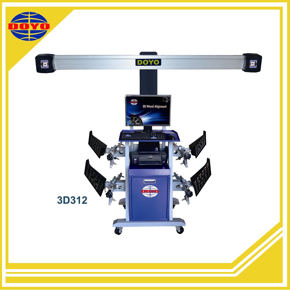 wheel aligment machine