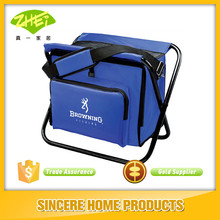 Beach chair cooler bag/folding chair/ Chair with Cooler Bags