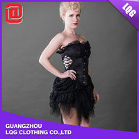 Wholesale hot fashion big girl sexy corset