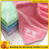 Factory direct sale Sports towel Superfine fiber movement with zipper cloth Increase the movement wipes customized logo