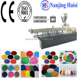 Factory based PC+ABS/PP+PE/LDPE+LLDPE small plastic extrusion machine price